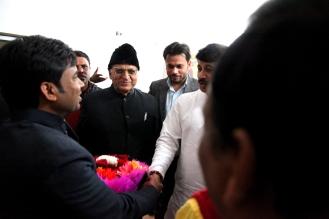 Raj Mahajan Manoj Tiwari BJP